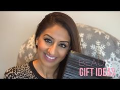 Gift Ideas for Beauty Lovers 2016 - YouTube