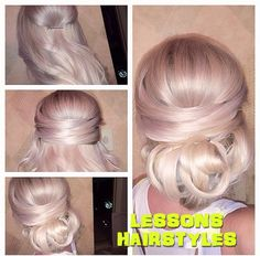 Lessons hairstyles