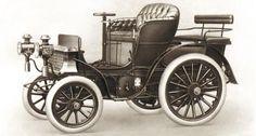 Benz Spider, Jahrgang 1900.
