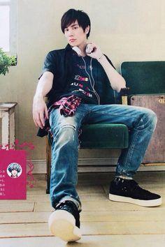 Suzuki Tatsuhisa 💕# Uta no Prince sama Pretty Boys, Cute Boys, Tatsuhisa Suzuki, Takahiro Sakurai, Uta No Prince Sama, Swim Club, Japanese Men, Asian Men, Asian Guys
