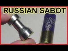 L-2 Steel Sabot Shotgun Slug -  Those Crazy Russians!