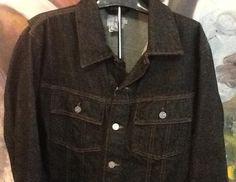 Vintage Calvin Klein Jean Jacket / Calvin Klein by thesoupison, $28.00