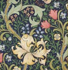 Mami G.: La carta da parati di William Morris