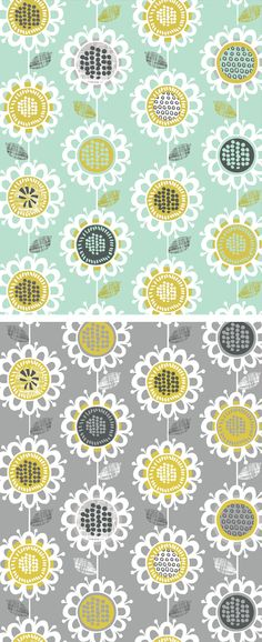 Wendy Kendall designs x Graphic Design Pattern, Surface Pattern Design, Print Design, Cute Pattern, Pattern Art, Pretty Patterns, Pattern Illustration, Textile Patterns, Pattern Wallpaper