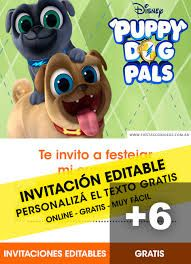 Fiestas con ideas - Buscador de ideas para festejar fiestas infantiles Online Gratis, Birthday Party Invitations, Rockabilly, Dogs And Puppies, Lol, Pets, Personalised Birthday Cards, Card Templates Printable, Invitation Cards
