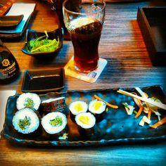 Im fan of sashimimakissushi ......... I love japanese food  #AsiaticFood #japan #taste #flavor #foodie  #foodporn #sushi #makis #sashimi #tempura #teishoku  #kaiseki #SoySauce  #JapaneseCuisine #wasabi #daikon #AmoLosSashimis #MeDeclaroFan  #foodLover #GoodTime  #Friends #Engriendome  Im full and i wanna try Yakitori by cynthiacasias