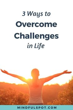 Facing a difficult situation? Here are 3 powerful ways to overcome challenges in life, according to Eckhart Tolle. Click through to read the post. Mindfulness for beginners - #MindfulSpot #mindfulness Mindfulness Books, Meditation Books, Best Meditation, Mindfulness Activities, Mindfulness For Beginners, Meditation For Beginners, Meditation Techniques, Power Of Now, Spiritual Power