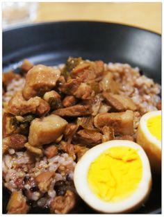 おうちご飯@魯肉飯(ルーローファン) : そらたび