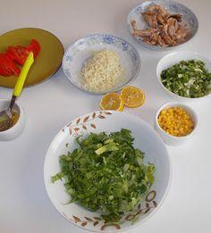 Οι συνταγές του Δίας!Dias recipes!: Η πιο νοστιμή σαλάτα