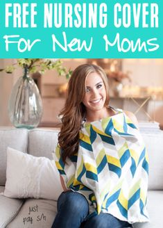 New Mom Fashion Nursing Covers!  Just pick your favorite patterns!  Have you gotten yours yet?? Mom Hacks, Baby Hacks, Baby Tips, Baby Ideas, Mom Fashion, Autumn Fashion, Fashion Tips, Free Baby Stuff, Cool Baby Stuff