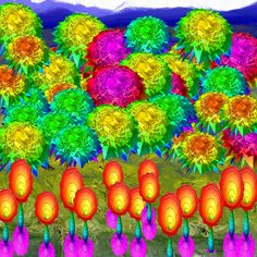 #art #mursauart #artwork #originalartwork #abstractart #amursau #geometricart #creative #artist #mursau #flower #flowers #painting