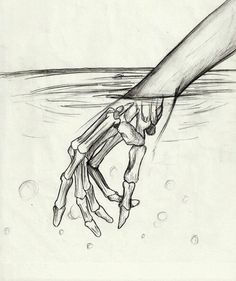 Pencil Art Drawing, Inspirational Drawing Idea, Awesome Drawing, Beautiful Drawing, Drawings Of Hand, Creepy Drawing. ""