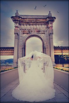 Wedding Day at Çırağan Palace, İstanbul