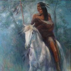 david joaquin artist indians - Google Search