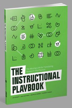 The Instructional Playbook: The Missing Link for Translating Research into Practice addresses both issues head on and offers a simple and clear explanation of how to create a playbook uniquely designed to meet teachers' instructional needs. Sharon Thomas, Missing Link, High School English, Professional Development, Research, Coaching, Meet, Student, Education