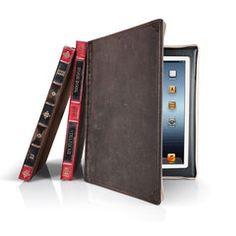 BookBook Leather Case Volume 2 para iPad Marrón en Los Panda | lospanda.com