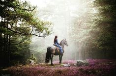A fairytale image from Sweden. By Miina Anahita