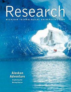 Research Magazine 2008 - Michigan Technological University