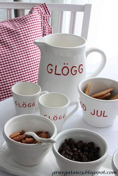 Swedish Glögg, traditional hot and delicious christmas drink.