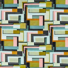 Fabric Blinds, Curtain Fabric, Lined Curtains, Custom Curtains, Curtain Drops, Home Focus, Prestigious Textiles, Modern Muse, Blue Colour Palette