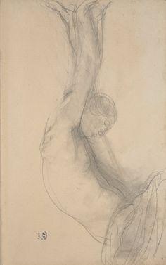 Auguste Rodin - Naked woman torso, arms raised above the head (Torse de femme nue, les bras dressés au-dessus de la tête), N/D Musée Rodin, Paris, France