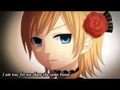 Story of Evil - Nico Chorus + Gero [ Daughter of Evil - Servant of Evil - Regret Message] Len Y Rin, Kagamine Rin And Len, Servant Of Evil, Listening To Music, Vocaloid, Good Music, Nerd, Daughter, Anime