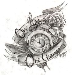one life one chance tattoo - Google 搜尋