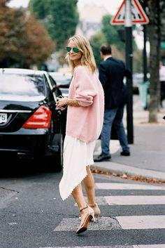 Paris Fashion Week SS 2014....Holli