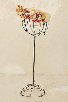 Elsie Floral Occasion Hat