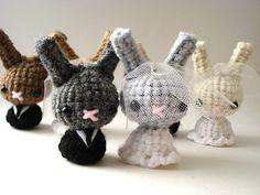 Custom Bride and Groom Moon Buns Amigurumi by MoonsCreations $27
