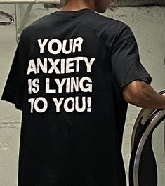 Mood Quotes, Life Quotes, Black Friday Shirts, Pretty Words, Quote Aesthetic, Mood Pics, Wise Words, Just In Case, Anxiety