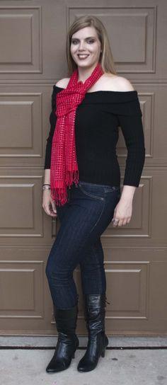 Freedom Fashionistas scarf (photo credit to Freedom Fashionistas)