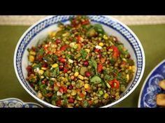 Nurselin Evi Maş Fasulyesi Salatası | Nurselin Evi I Nurselin Mutfağı I Yemek Tarifleri