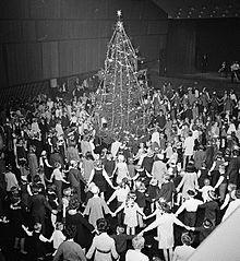 Juletrefest - Wikipedia