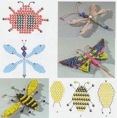 схемы плетения изделий