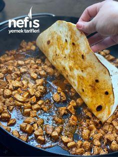 Evde En Pratik Haliyle Tavuk Tantuni - Nefis Yemek Tarifleri Ethnic Recipes, Food, Essen, Meals, Yemek, Eten