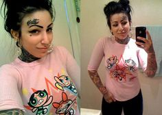 i tattoo at sacred art tattoo in. 3d Tattoos For Men, Weird Tattoos, Face Tattoos, Star Tattoos, Body Art Tattoos, Tribal Face Tattoo, Girl Face Tattoo, Tribal Tattoos, Tiger Tattoo Images