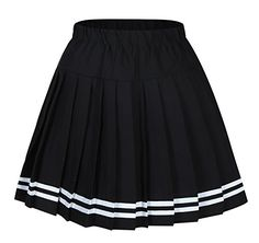 Genetic Los Angeles Girl`s Short Navy Sailor Suit School Uniform Skirts Costumes Edgy Outfits, Mode Outfits, Cute Casual Outfits, Skirt Outfits, Fashion Outfits, Plaid Pleated Mini Skirt, Skirt Mini, Mini Skirts, Plaid Skirts