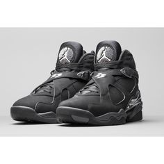 Air Jordan 8 Retro (Holiday 2015 Preview) ❤ liked on Polyvore featuring home, home decor, retro home decor and retro home accessories