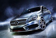 Mercedes A-Class Campaign / Transportation / Uwe Duettmann