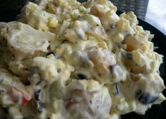 Guamanian Island Potato Salad from : From Guam's Favorite Recipes. I would do a sour relish if I made this but traditionally they like sweet. Posted for ZWT Guam Recipes, Asian Recipes, Cooking Recipes, Healthy Recipes, Ethnic Recipes, Tapas Recipes, Asian Foods, Copycat Recipes, Barbacoa