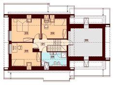 Proiect casa CSD 013 Cabins In The Woods, Floor Plans, Interior, Modern, Design, Houses, Trendy Tree, Indoor