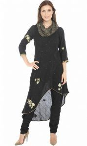 6ba21a9e5499 Different Types of Necklines to Try in your Kurtis