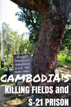 Why you should visit the Killing Fields on your trip to Cambodia - Adventures Around Asia