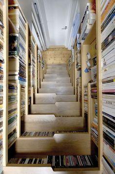 Cool And Unique Bookshelves Designs For Inspiration Unique
