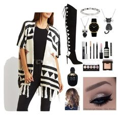 """""""Untitled #19"""" by arousha4 ❤ liked on Polyvore featuring Charlotte Russe, Alexandre Vauthier, Henri Daussi, Fremada, Amanda Rose Collection, Christian Dior, Alexander McQueen, Laura Mercier, Yves Saint Laurent and L.A. Colors"""