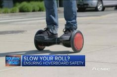 Joalene Jolivette, Inventist  CMO, discusses hoverboard safety concerns, including injuries and battery-related fires. Also Jolivette weighs in on hoverboard tips and the battle for patents.