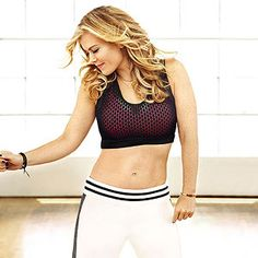 Alison Sweeney's Stay-Slim Secrets for Reaching Fitness Goals