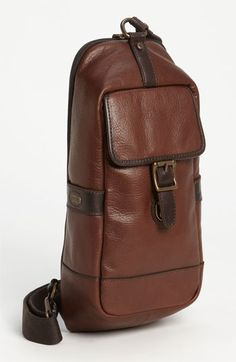 Fossil 'Estate Sling' Crossbody Pack available at #Nordstrom