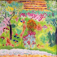 Pierre Bonnard - Meadow in Bloom